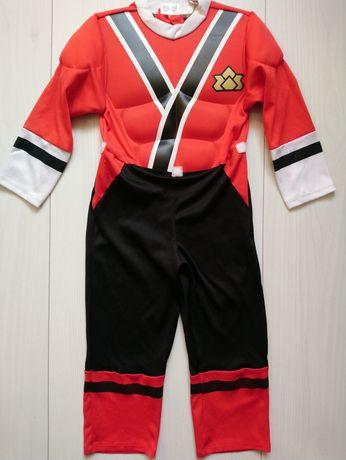 Самурай Power Rangers Samurai на 3-4 роки