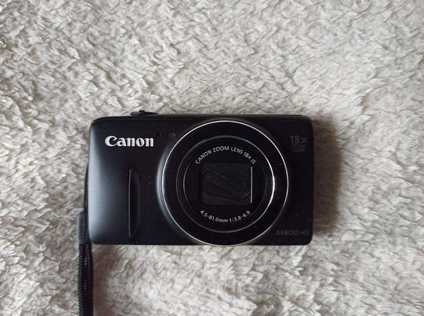 Aparat Canon sx 600hs