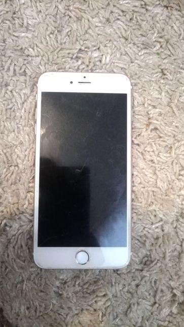 Iphone 6s plus 16gb neverlock (RoseGold)