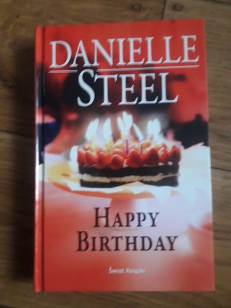 Książka ' Happy Birthday' Danielle Steel