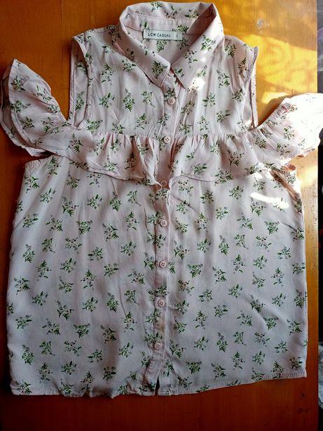 Женская летняя рубашка