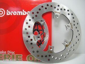 disco travão tras brembo kawasaki kdx / klx - 68b40746