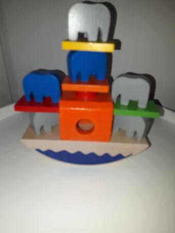 Podstępna gra o równoważeniu ze słoniami