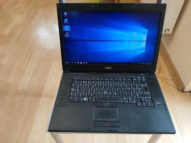 "Laptop 15,6""DELL M4500-i7-8x1,60Ghz/8Gb/256GB SSD+500Gb HDD 1920x1080"