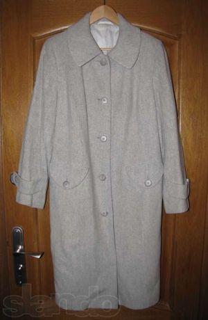 Продам женское кашемировое пальто , 50 размер.