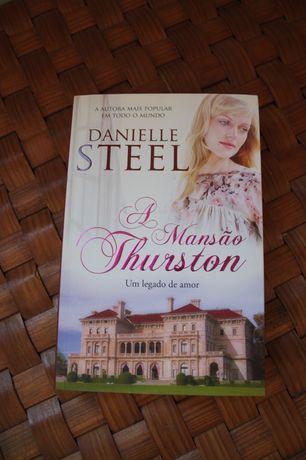 Livro: A Mansão Thurston - Danielle Steel