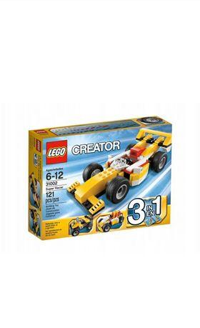 Lego Creator 31002 Wyścigowki 3w1
