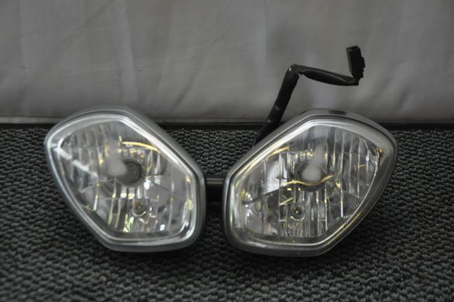 Przednia oryginalna lampa, reflektor przód Triump Speed Triple 1050
