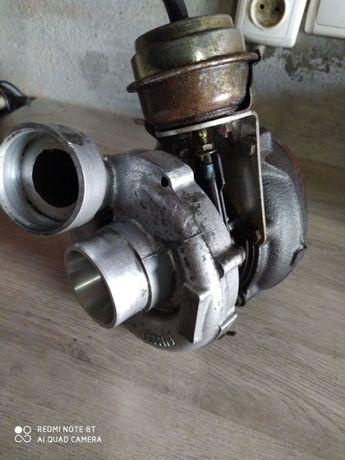 турбіна мерседес W210