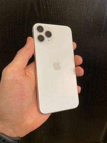 Apple iphone 11 Pro 64gb Silver Neverlock