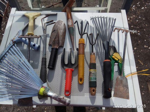 Narzędzia do ogrodu