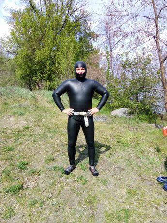 Пошив гидрокостюмов для подводной охоты в Днепре