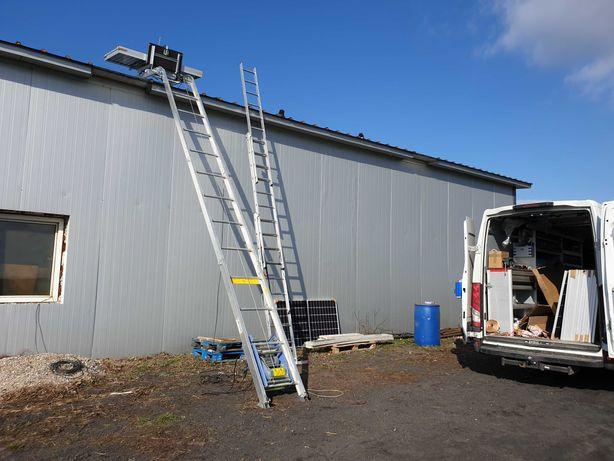 renowacja dachów kładzenie papy dach ocieplenia
