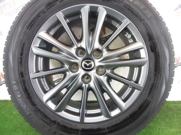 "Alufelgi 17"" 5x114,3 Oryginał Mazda bardzo ładne"