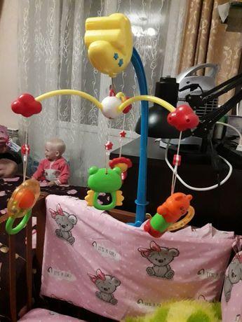 Мобіль електричний canpol babies