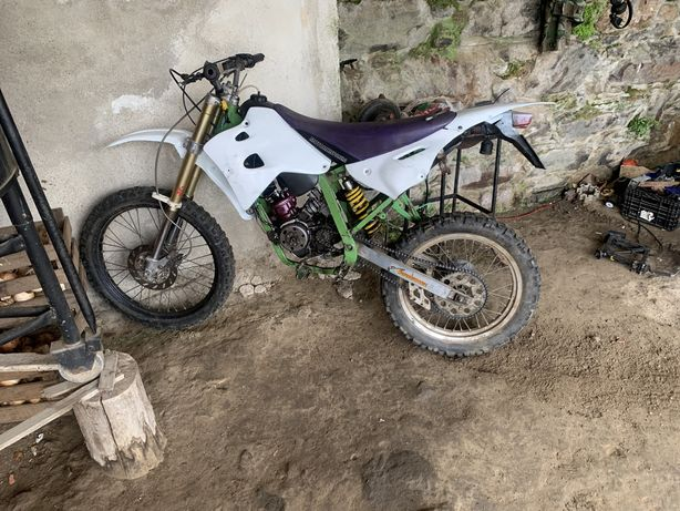Moto cross 50 matriculada