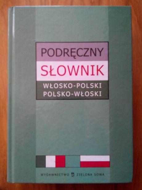 słowniki polsko-włoski, polsko-łaciński