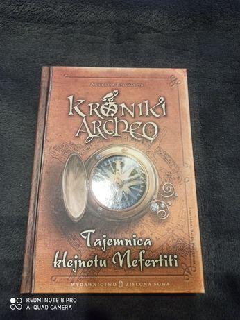 Kroniki Archeo Tajemnica klejnotu Nefertiti, Agnieszka Stelmaszyk