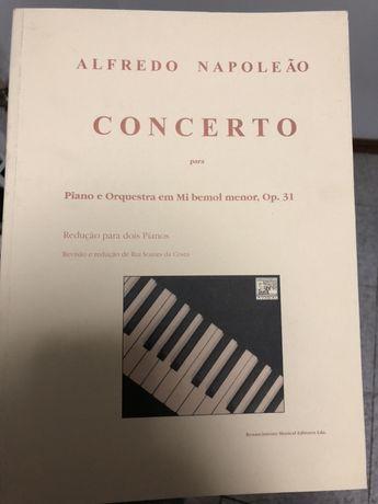 Alfredo Napoleão - Concerto (Piano)