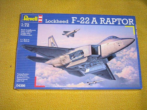 F-22 Raptor 1/72 Revell