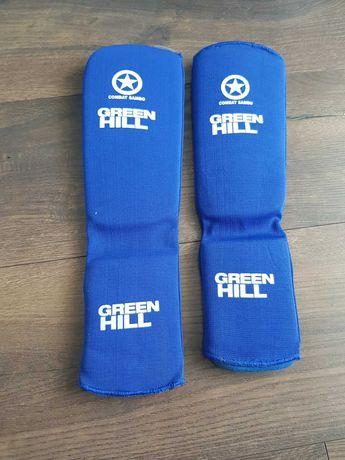 Экипировка для карате:Защита голени,стопы, перчатки, ракушка GreenHill