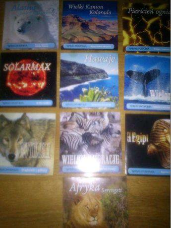 Filmy przyrodnicze