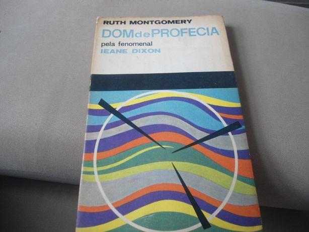 Dom de Profecia -(Jeane Dixon)por Ruth Montgomery (1966)