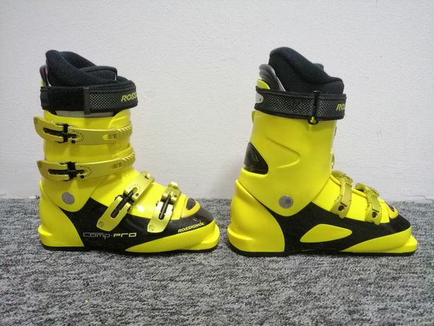 NOWE buty narciarskie Rossignol rozmiar 25.5 ŻOŁTE