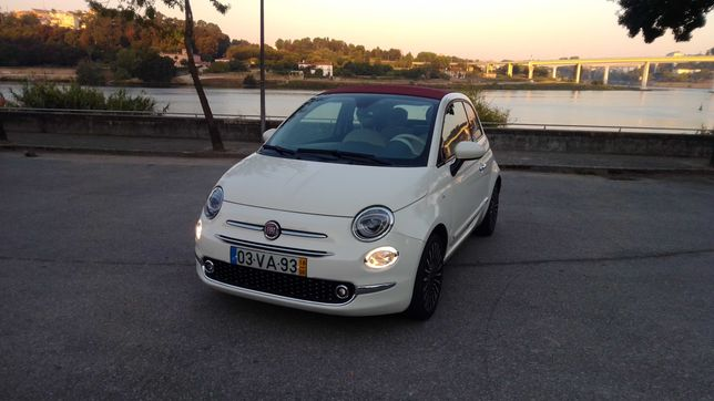Fiat 500c 1.2 Cabrio  2018 - 19.500 klms