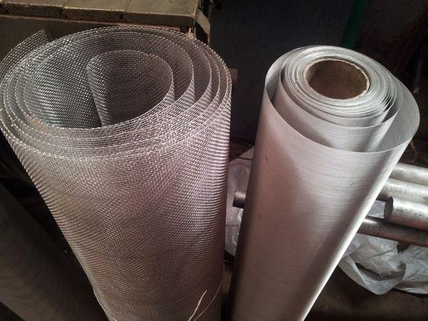 Продаю тканная сетка нержавейка АИСИ 304 ширина рулона