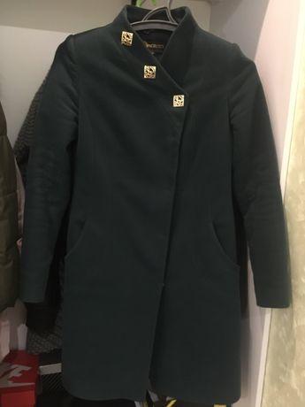 Зимнее суконное пальто