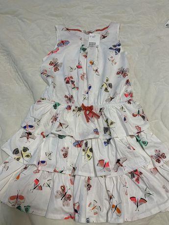 Платье новое H&M 8-10 лет
