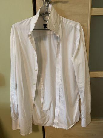 Koszula biała męska Bytom Slim fit