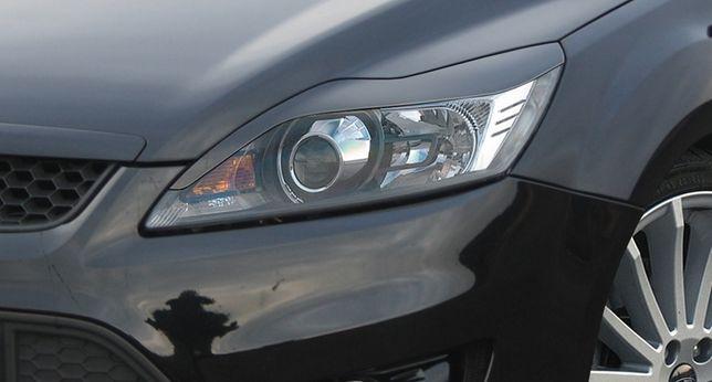 Реснички на фары Ford Focus/Ford Transit Connect/ Форд фокус/Коннект