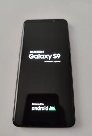 Samsung S9 64GB Midnight Black na gwarancji + 2 etui Spigen