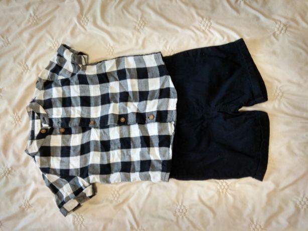 Рубашка з шортами фірми NEXT