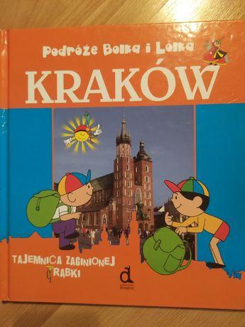 Bolek i Lolek w mieście i Kraków Podróże z Bolkiem i Lolkiem