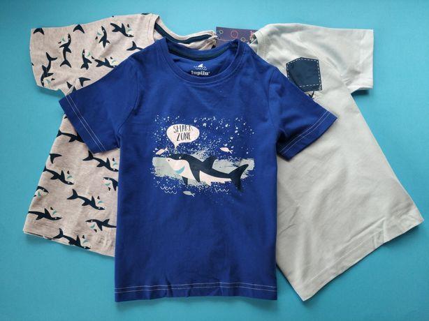 LUPILU Набор футболок для мальчика 86-116, Опт и розница
