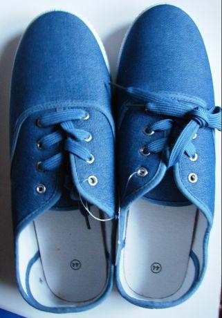 Новые мокасины/кеды под джинсу 28 см по стельке