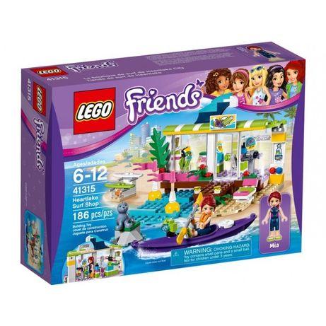 Lego Friends 41315 Sklep dla surferów w Heartlake Wys24