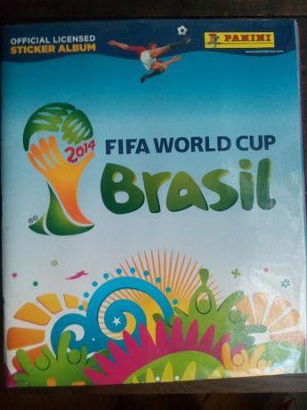 Caderneta Mundial Brasil 2014