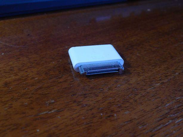 Переходник адаптер microUSB - 30-pin Apple iPhone iPad TAB 2