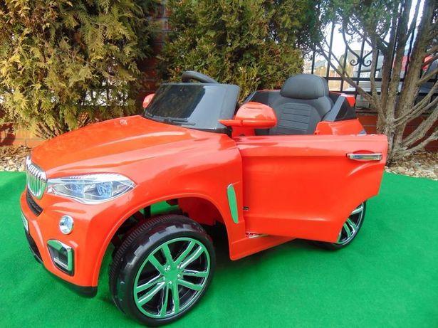 Samochód elektryczny na akumulator - X6- Wolny Start, Miękkie koła
