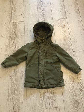 Куртка zara 3-4 года