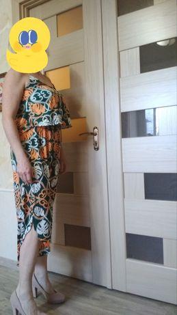 Летний сарафан, летнее платье