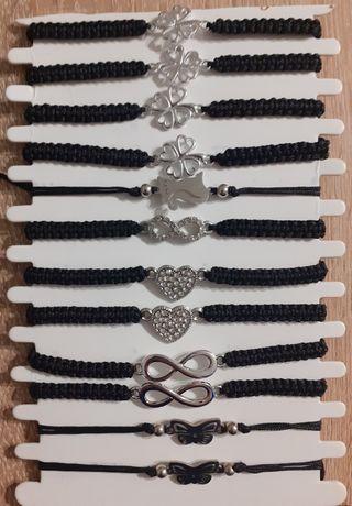 Nowe śliczne bransoletki