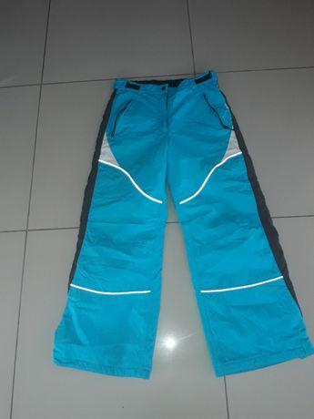 Spodnie narciarskie snowbordowe Fitz rozmiar M L
