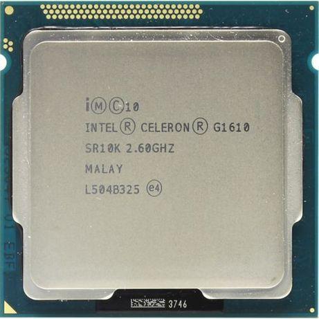 Процессор Intel® Celeron® G1610