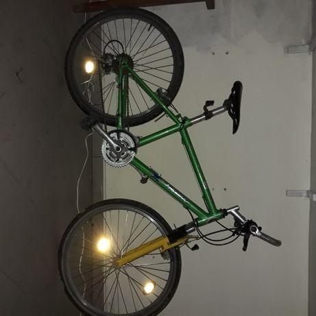 rower kola 24 rama aluminiowa