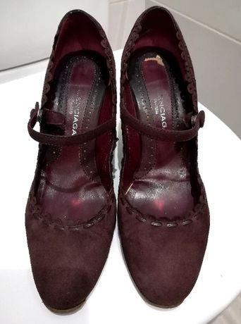 Sapatos Vintage Pinup da Balenciaga